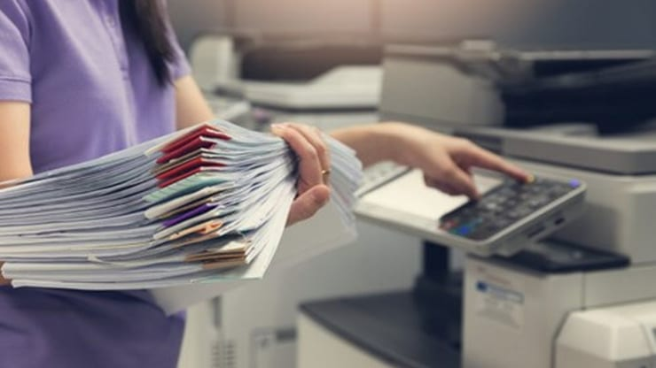 Document Scanning: Turn Your Paper Clutter into Digital Assets